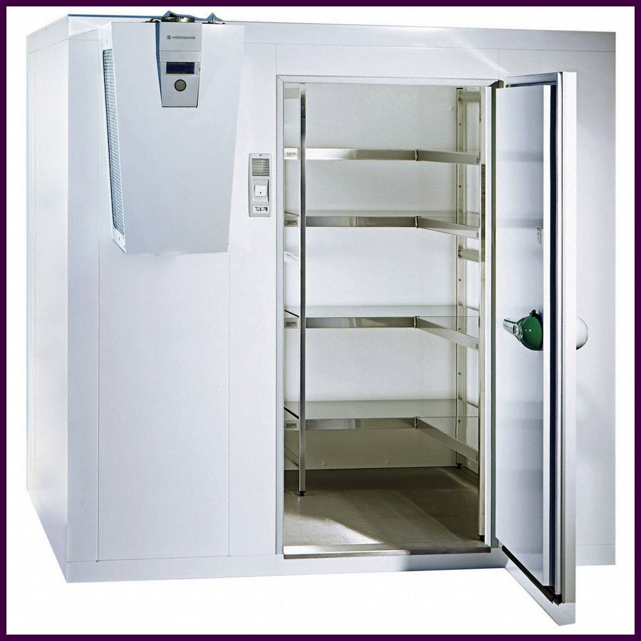 Métier de la restauration : choisir une bonne chambre froide
