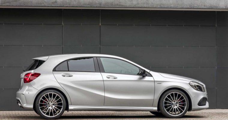 Mercedes classe A : je trouve que le nouveau modèle est vraiment très réussi