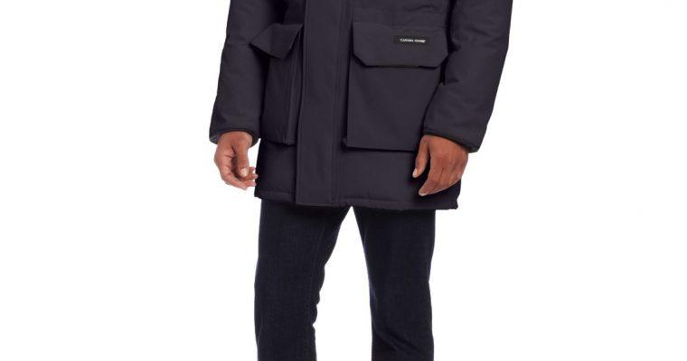 Manteau canadien, parfait pour ne pas avoir froid cet hiver