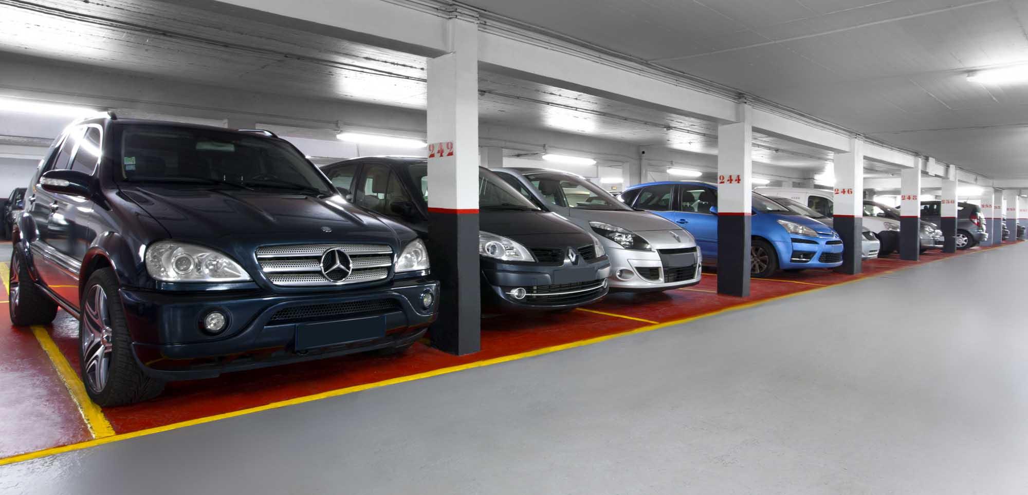 Une location parking Rennes près de la gare