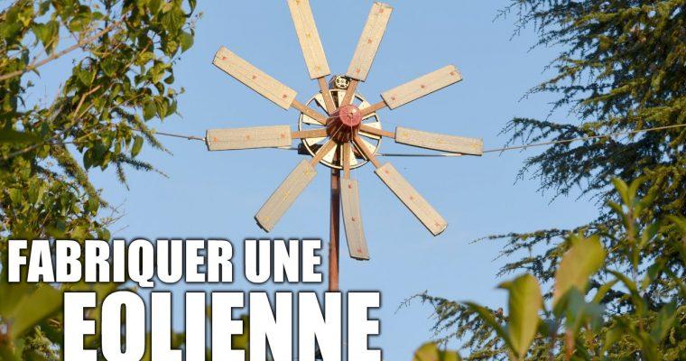 Comment faire une éolienne