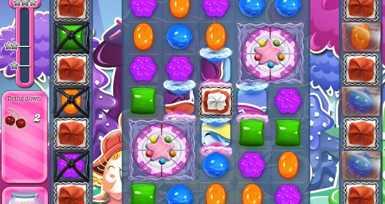 Comment passer un niveau candy crush
